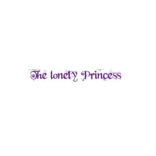 The lonely princess.