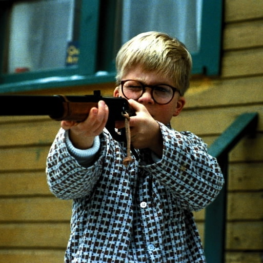 Red Ryder BB gun Revisited