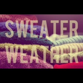 Sweater Weather ❄