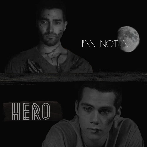 I'm not a hero