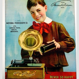 Vintage Music to Smile at