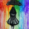 umbrella up, you can't hurt me <3