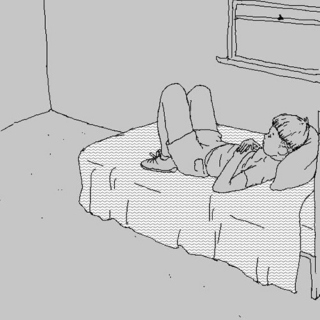 bed time, overthinking time