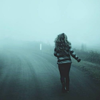 learn to be okay with being alone