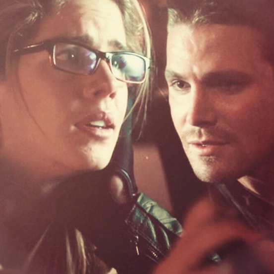 "Olicity Feels - ""There was no choice to make"""