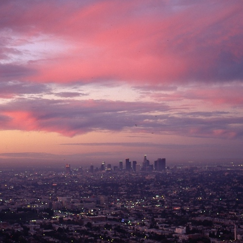 lay low with me, los angeles