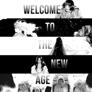 welcome to the new age