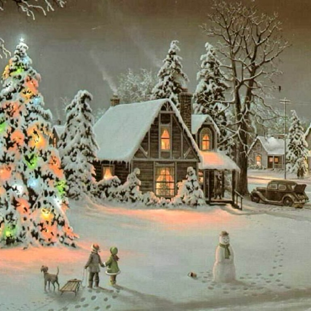 Soon It Will Be Christmas Day