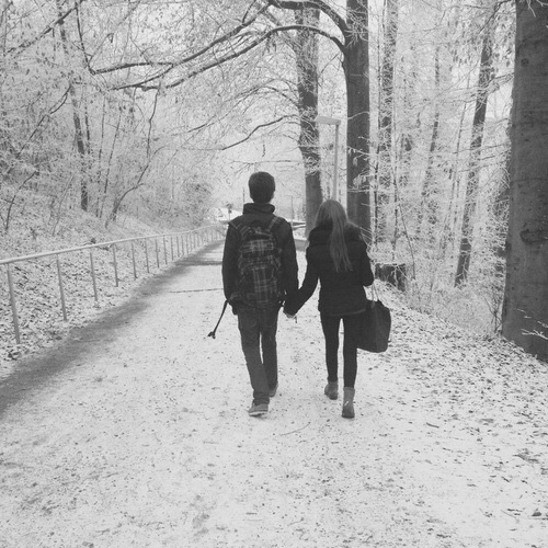 Winter Walks & Indie Music