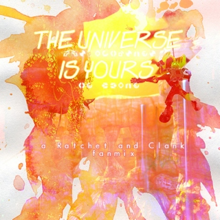 The Universe Is Yours