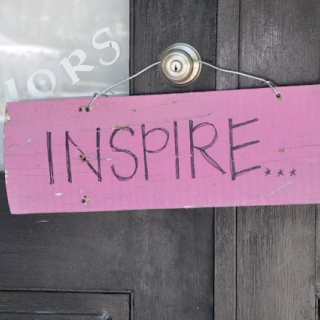 Inspire, there's so much to give