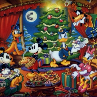 A Christmas Evening with Disney