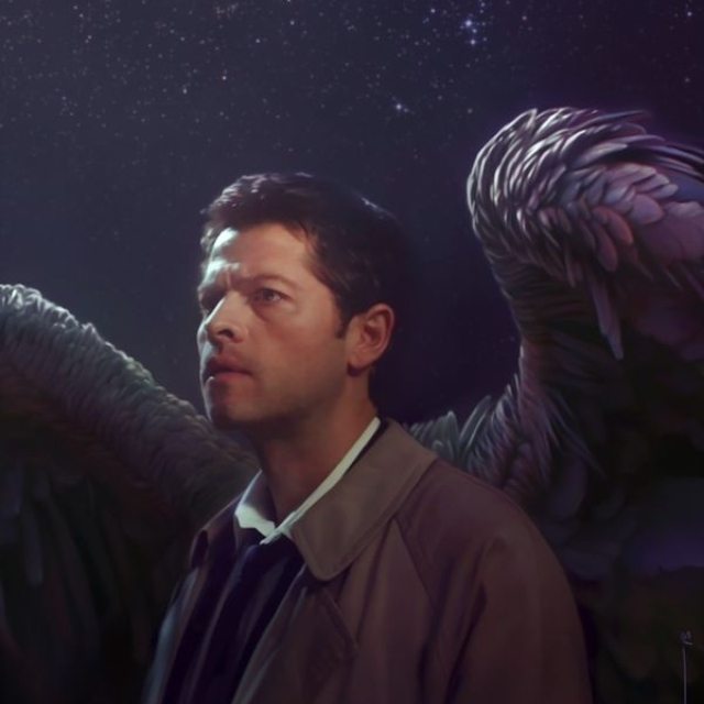 Your Guradian Angel (Destiel)