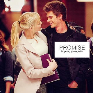 PROMISE: to gwen, from peter
