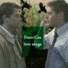 Dean/Cas Love Songs