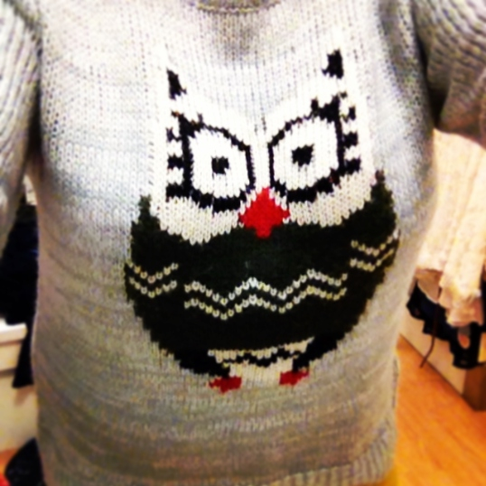 an ode to sweaters