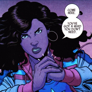 Punch Everything - an America Chavez fanmix