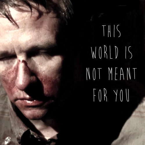 this world is not meant for you