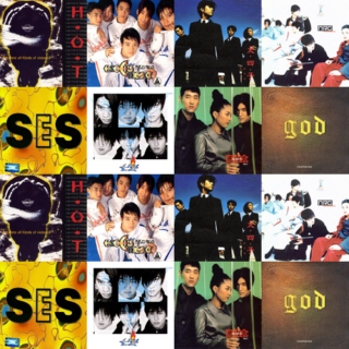 Fave 90s Kpop Debuts