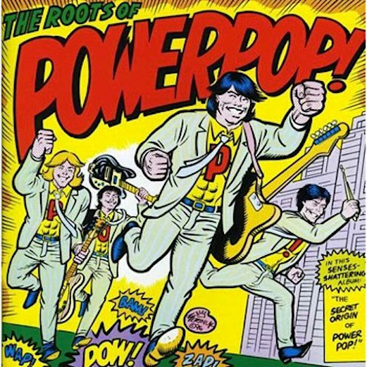 POWER POP, SON.