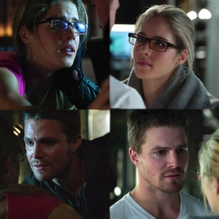 Say Something (An Olicity Fanmix)