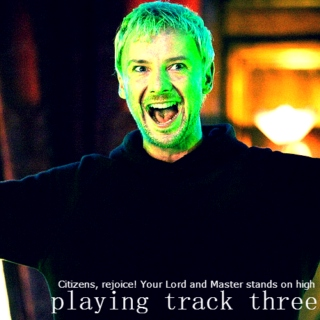 playing track three