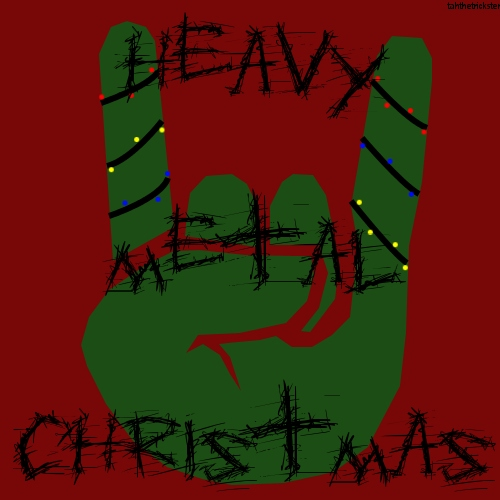 heavy metal christmas - Heavy Metal Christmas