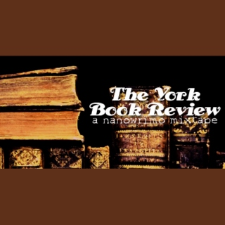 The York Book Review: a NaNoWriMo mixtape