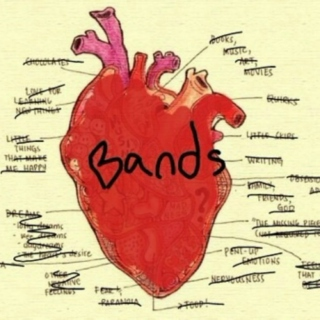 bands make her dance