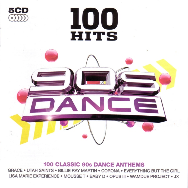 100 Greatest Dance Hits of the 90s