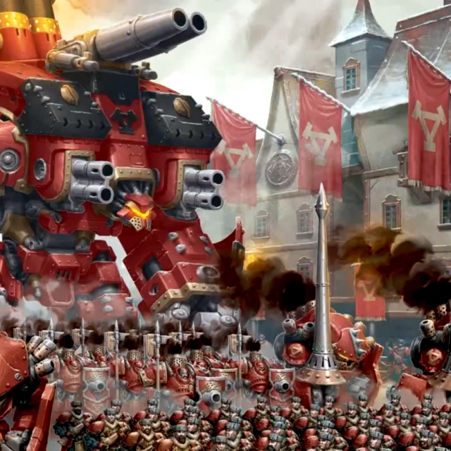 The Might of Khador