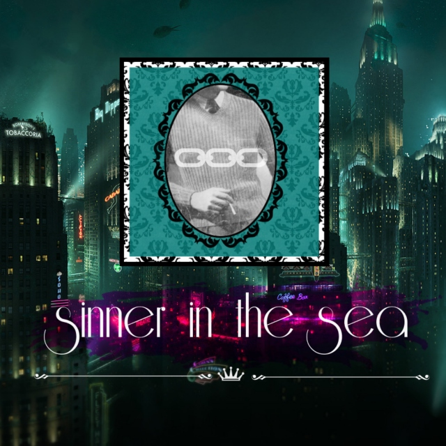 sinner in the sea