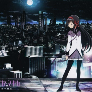 caress me with your sweet lullaby: a homura akemi fanmix