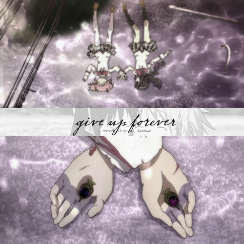 give up forever