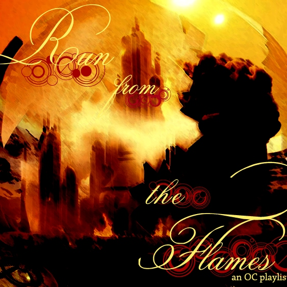 Run from the Flames