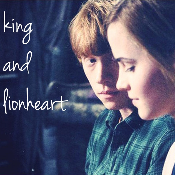 king and lionheart {romione}