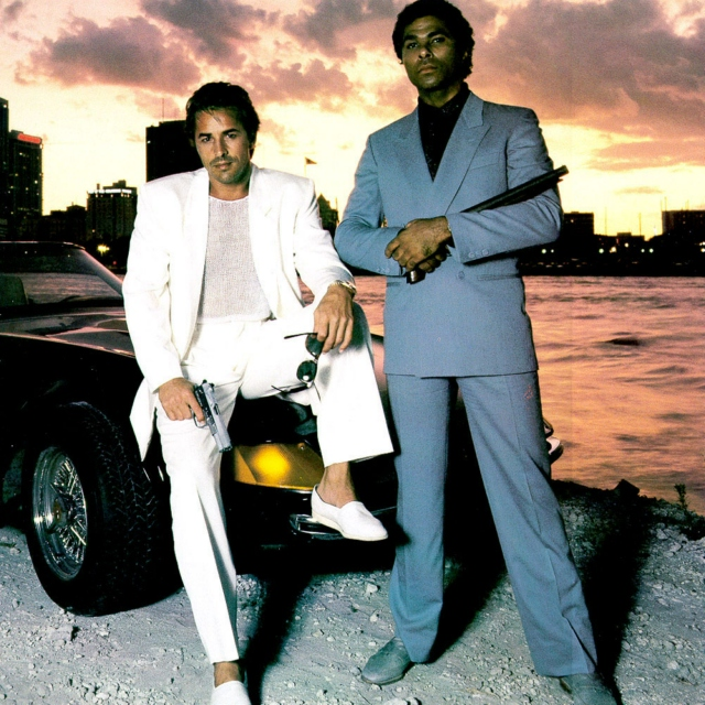 Neon Lights and Miami Vice