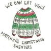 Ugly Christmas Sweater Music