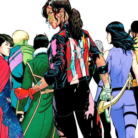 power of love - a young avengers mix