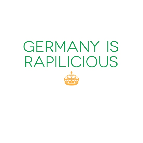 Germany is rapilicious