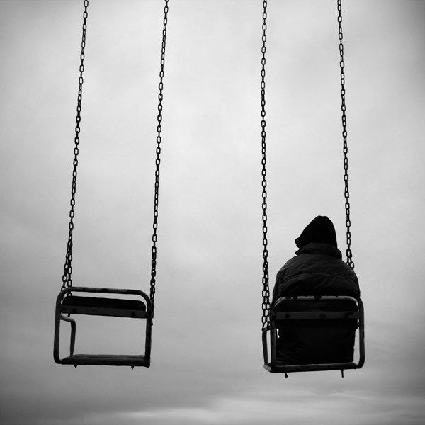 Sometimes you just want to be alone..