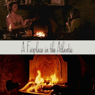 A Fireplace in the Atlantic