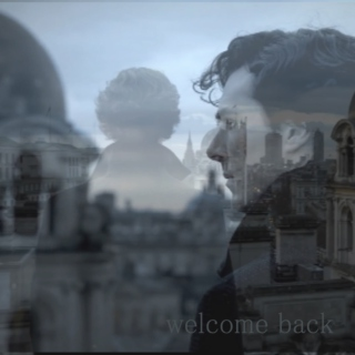 welcome back: a bbc sherlock fanmix