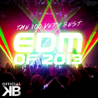 The Very Best 100 EDM of 2013