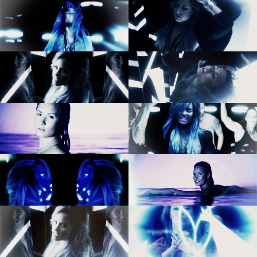 move your body in the neon lights