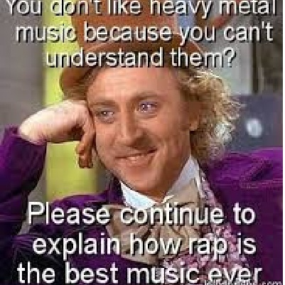 Heavy Metal Heavy Metal