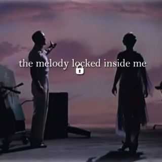 the melody locked inside me