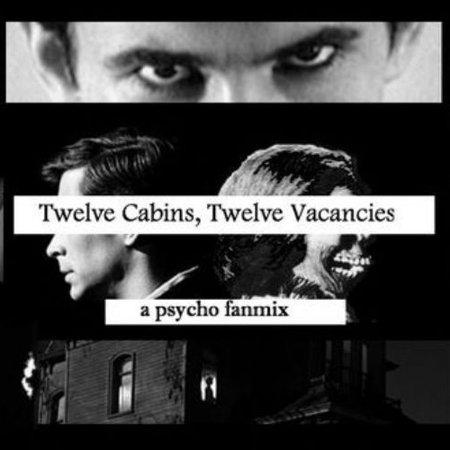 12 cabins, 12 vacancies