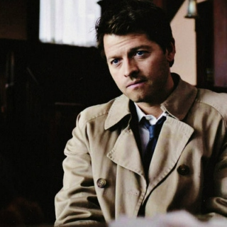 falling in love with castiel