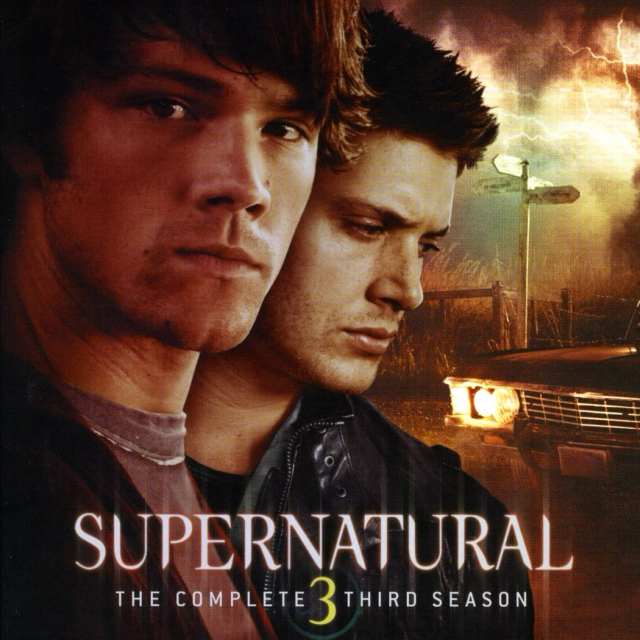 SUPERNATURAL Season 3(The Complete Recordings Soundtrack)